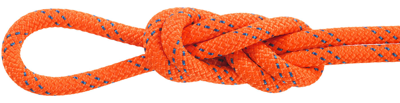KM-III (Static Rope) Kernmantle - Polyester Sheath, Nylon Core