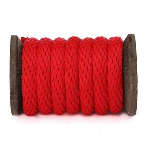 Polypropylene Multifilament Solid Braid (Derby Rope) - Solid Color
