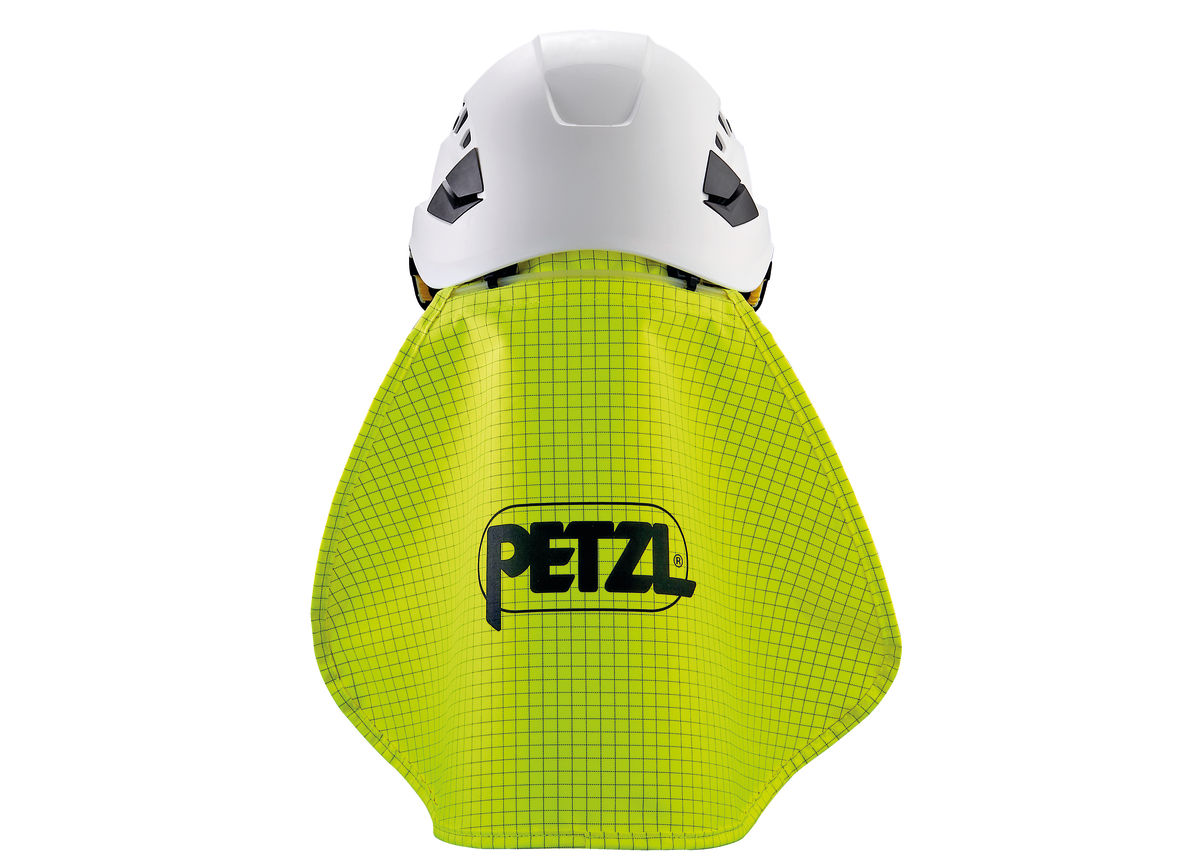 Petzl NAPE PROTECTOR for VERTEX and STRATO Hi-Viz