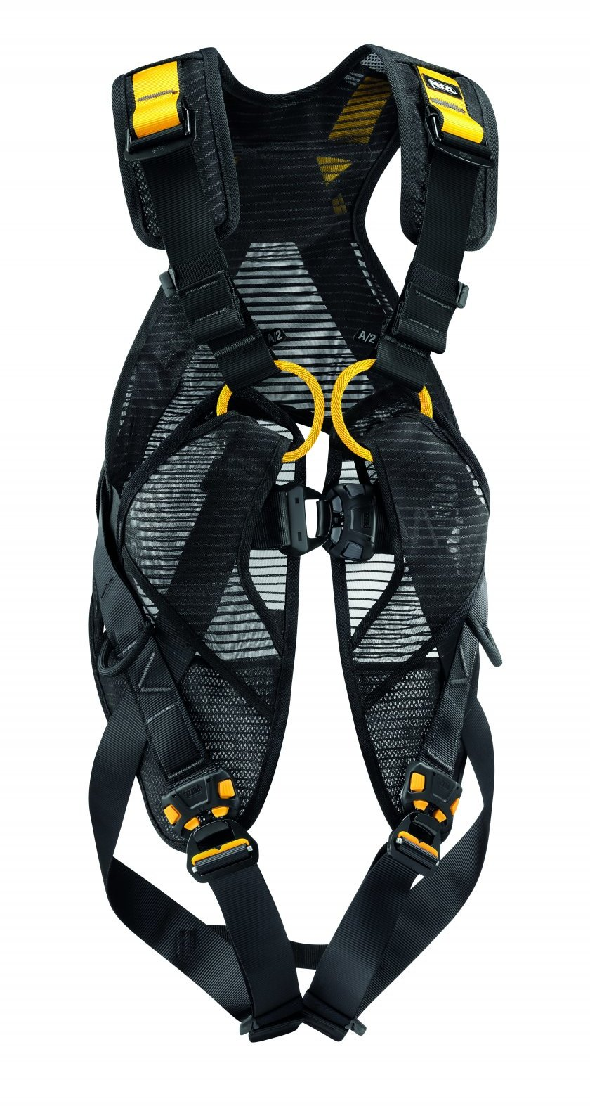 Petzl NEWTON EASYFIT Full Body Harness With Fast Buckles and Vest, ANSI & CSA
