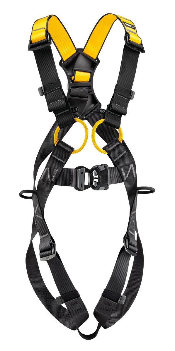Petzl NEWTON International Version Full Body Harness, ANSI & CSA