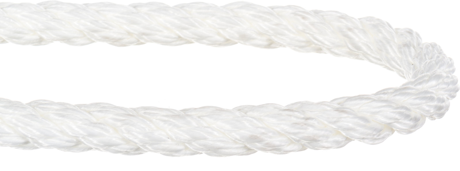 Nylon 3 Strand - Hard Lay (Windlass)