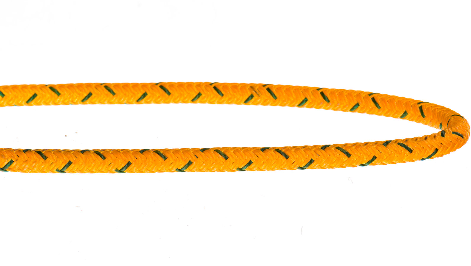 Polyester Nylon Double Braid Bull Rope - Urethane Coated (Supple) (HD Coated)