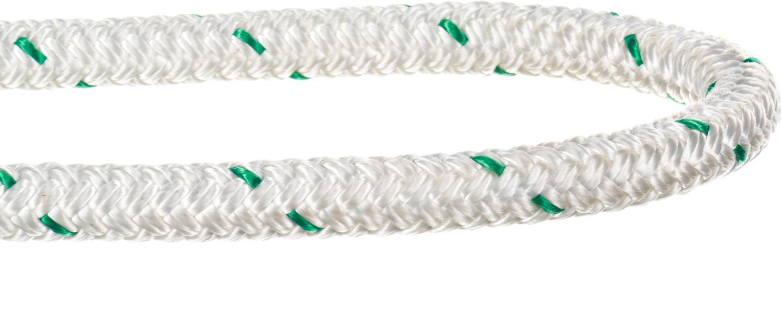 Polyester Nylon Double Braid