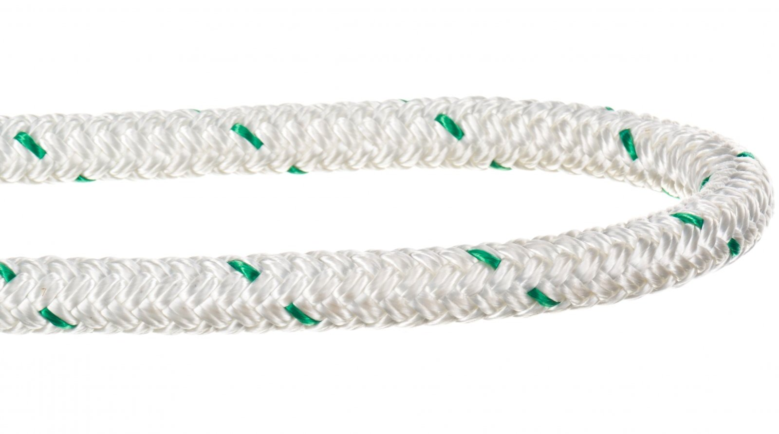 Polyester Nylon Double Braid