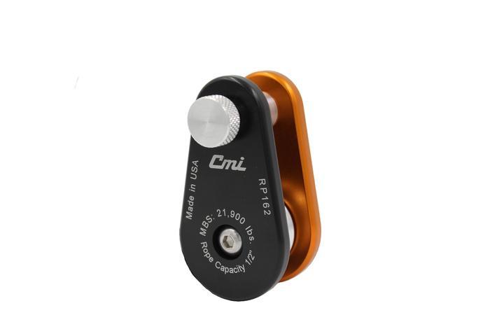 """CMI Mini Arborist Block - Rope Capacity: 1/2"""""""