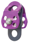 """CMI Micro Pulley - Rope Capacity: 1/2"""" (Double)"""