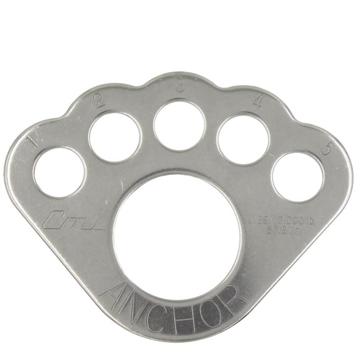 CMI Aluminum Bearpaw (5 Hole)