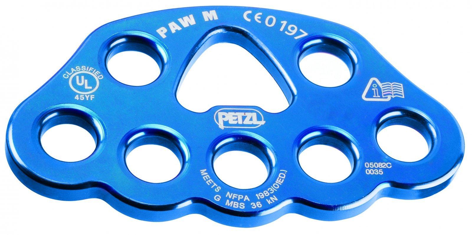 Petzl Paw Aluminum (7 Hole)