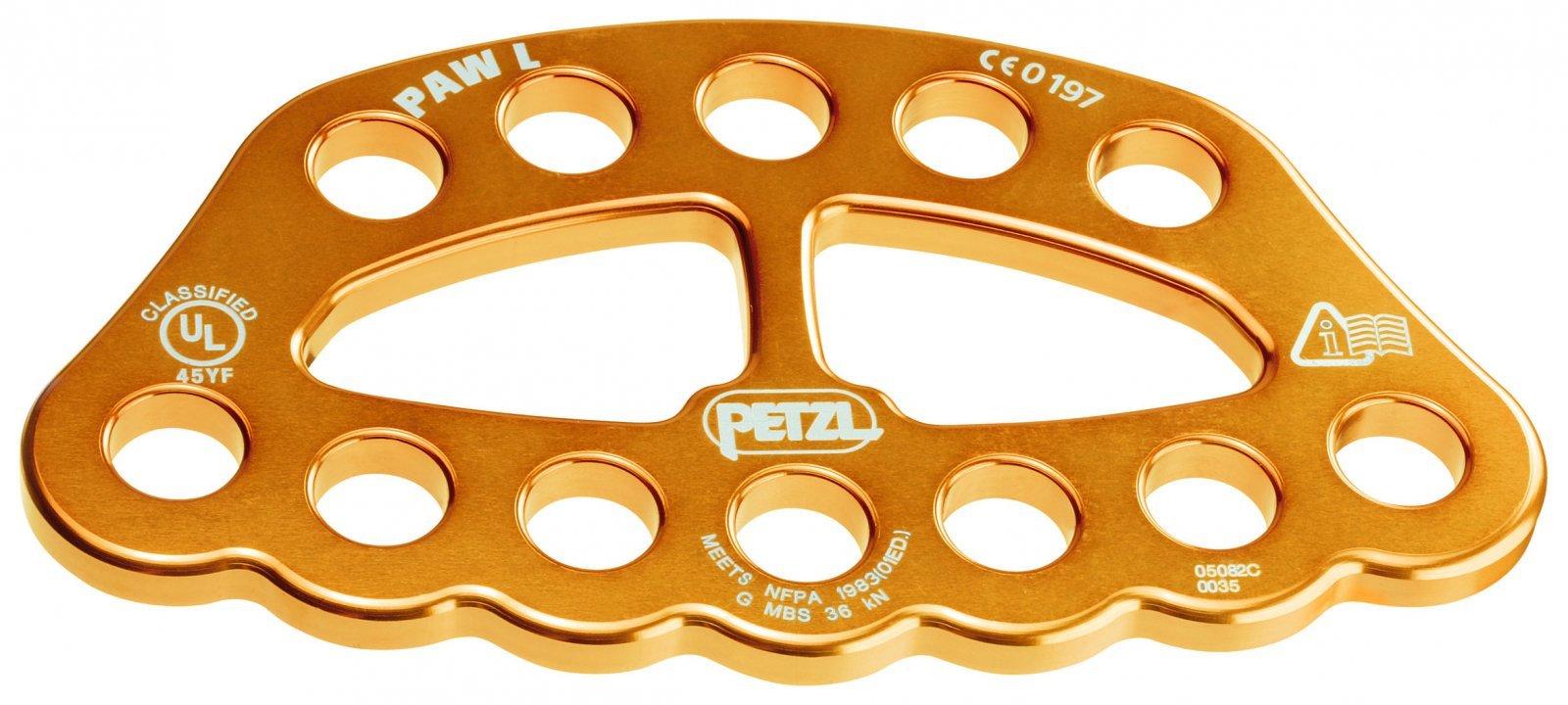 Petzl Paw Aluminum (12 Hole) 2020