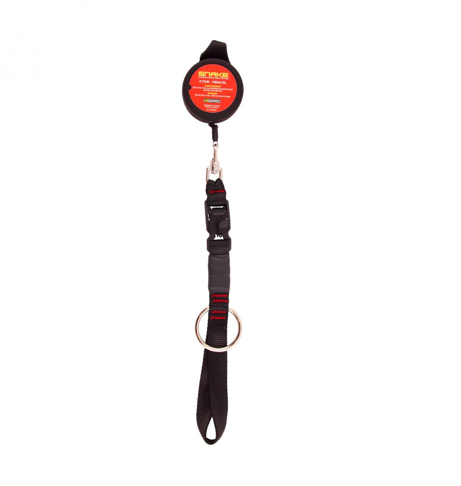 SL TECH Chainsaw retractable lanyard SNAKE by HiiGARD
