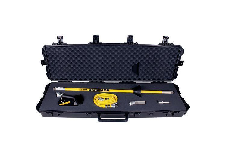 AIRSPADE 2000 CONSTRUCTION KIT