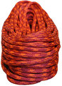 Cherry Bomb 24-Strand Braided Polyester