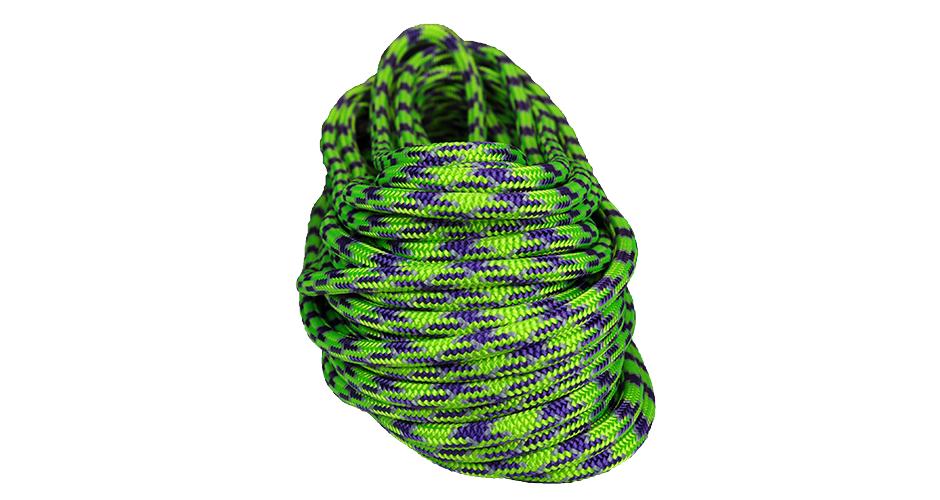 Mardi Gras II 24-Strand Braided Polyester