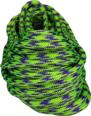 Mardi Gras 24-Strand Braided Polyester
