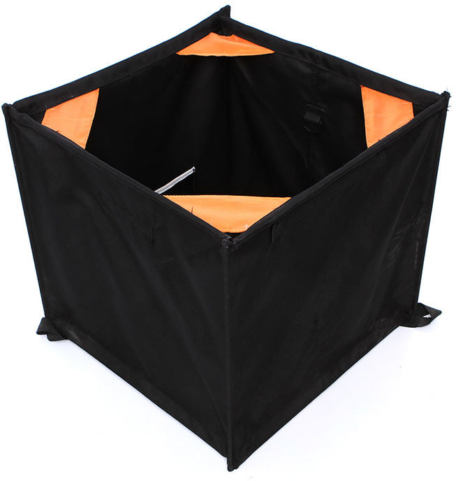 Weaver's Collapsible Throw Line Cube