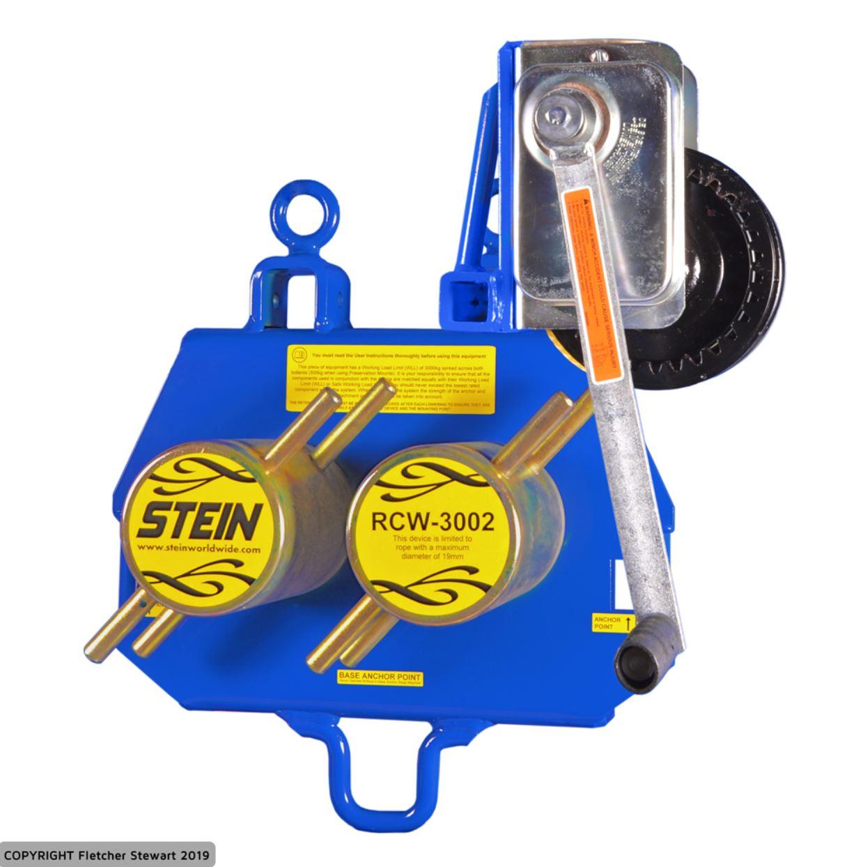 Stein RCW3002 Lowering Device c/w Winch Combo Kit