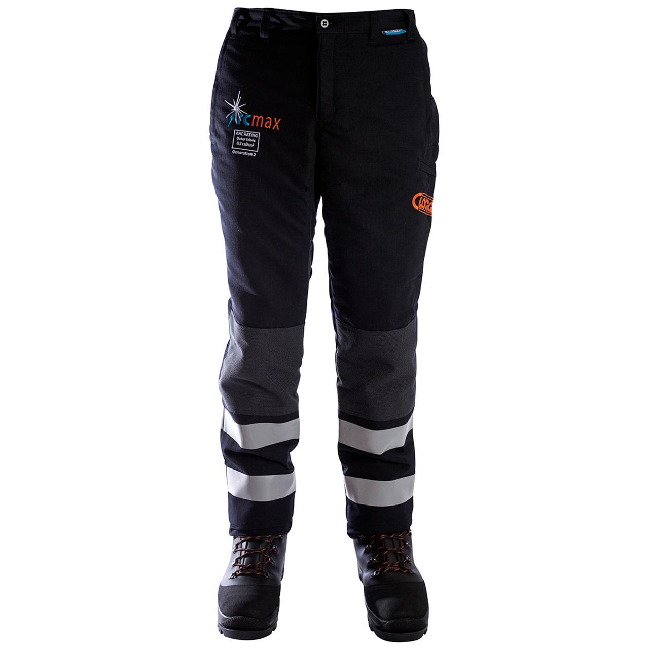 Clogger Arcmax Premium Arc Rated Fire Resistant Men's Chainsaw Pants