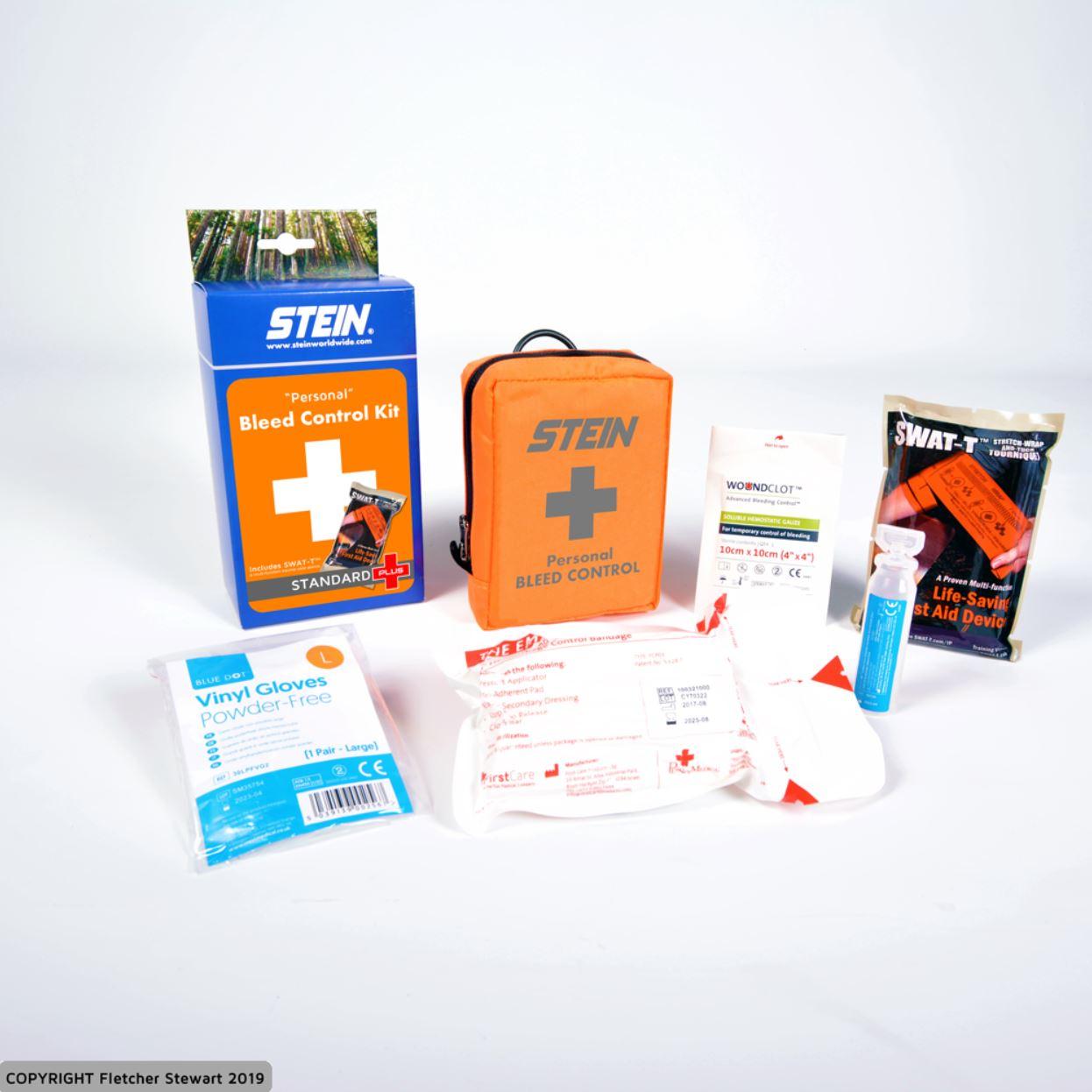 "Stein Personal ""Bleed Control Kit"" (Standard Plus)"