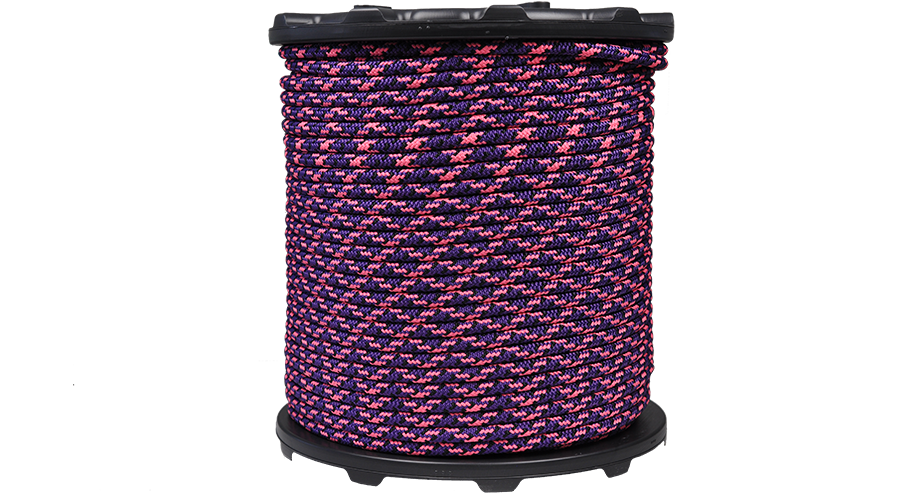Purple Haze 24-Strand Braided Polyester