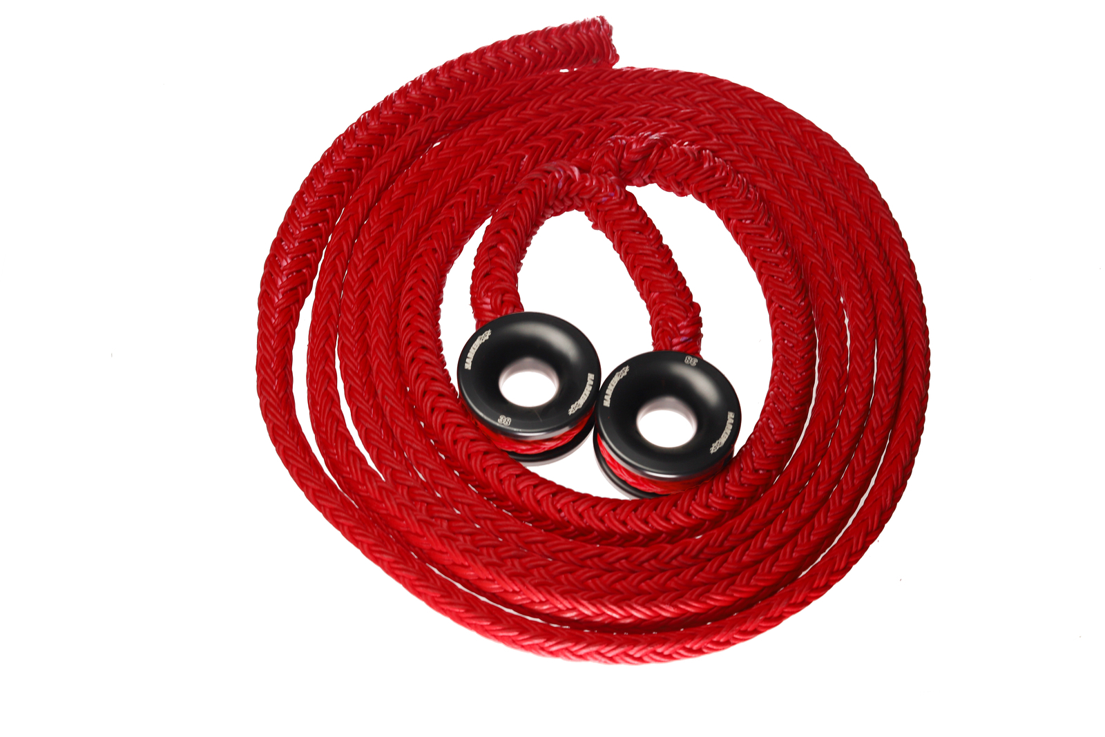 HMPE 12 Strand Double Head Ring Sling
