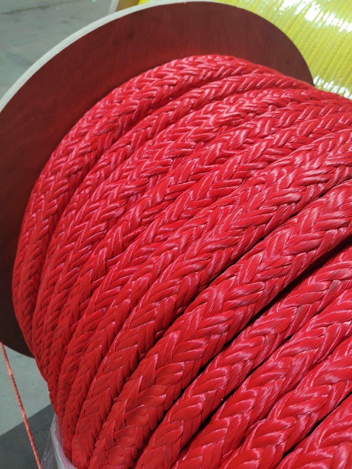Polyester 12x2 Strand High Tenacity (Urethane Coated)