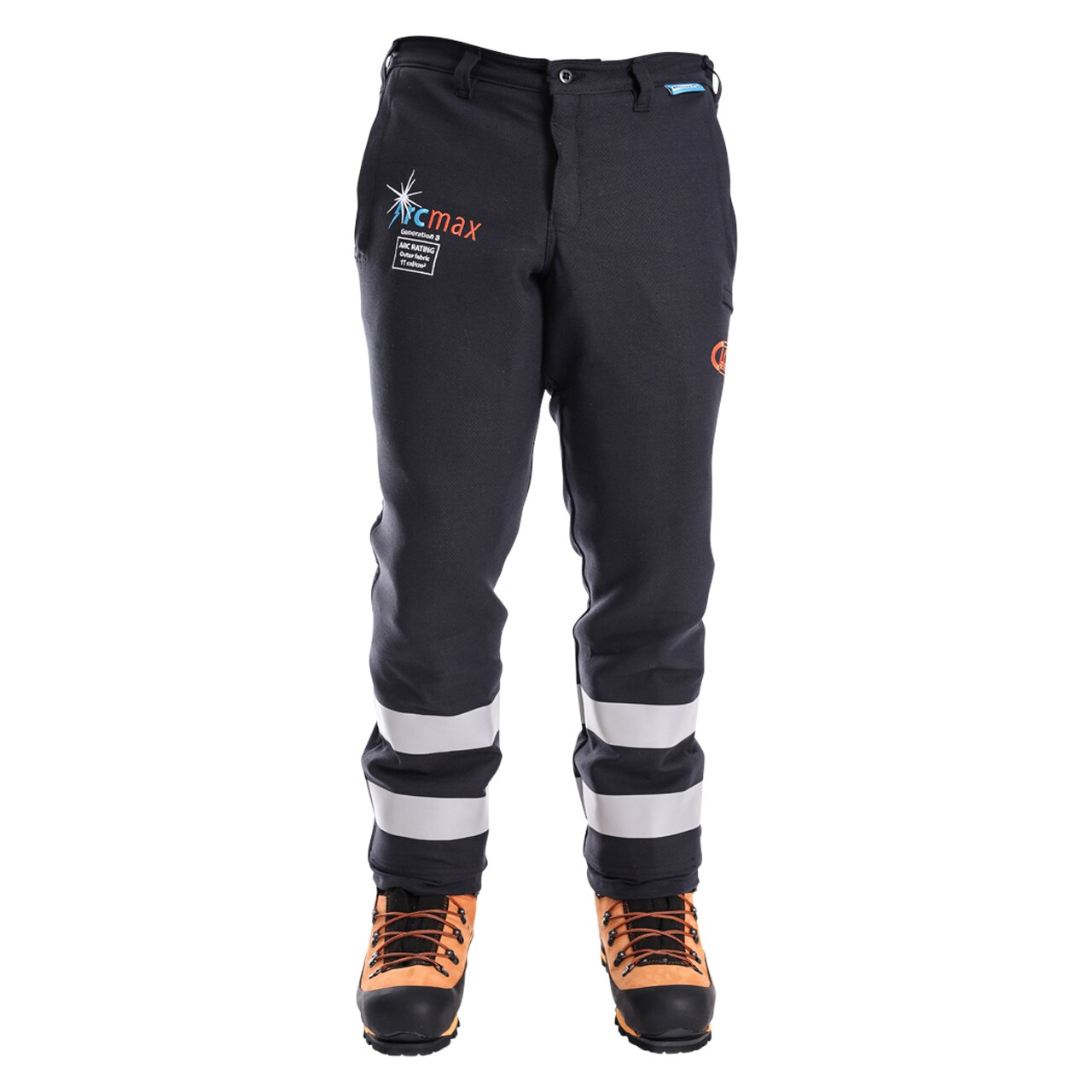 Clogger Arcmax Gen3 Arc Rated Fire Resistant Men's Chainsaw Pants (Now With Stretch)