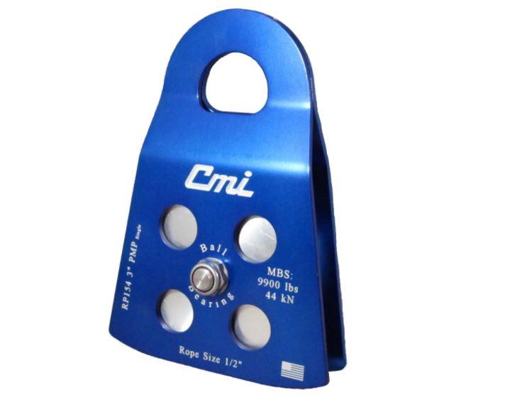 "CMI 3"" SINGLE Prusik Minding Pulley"