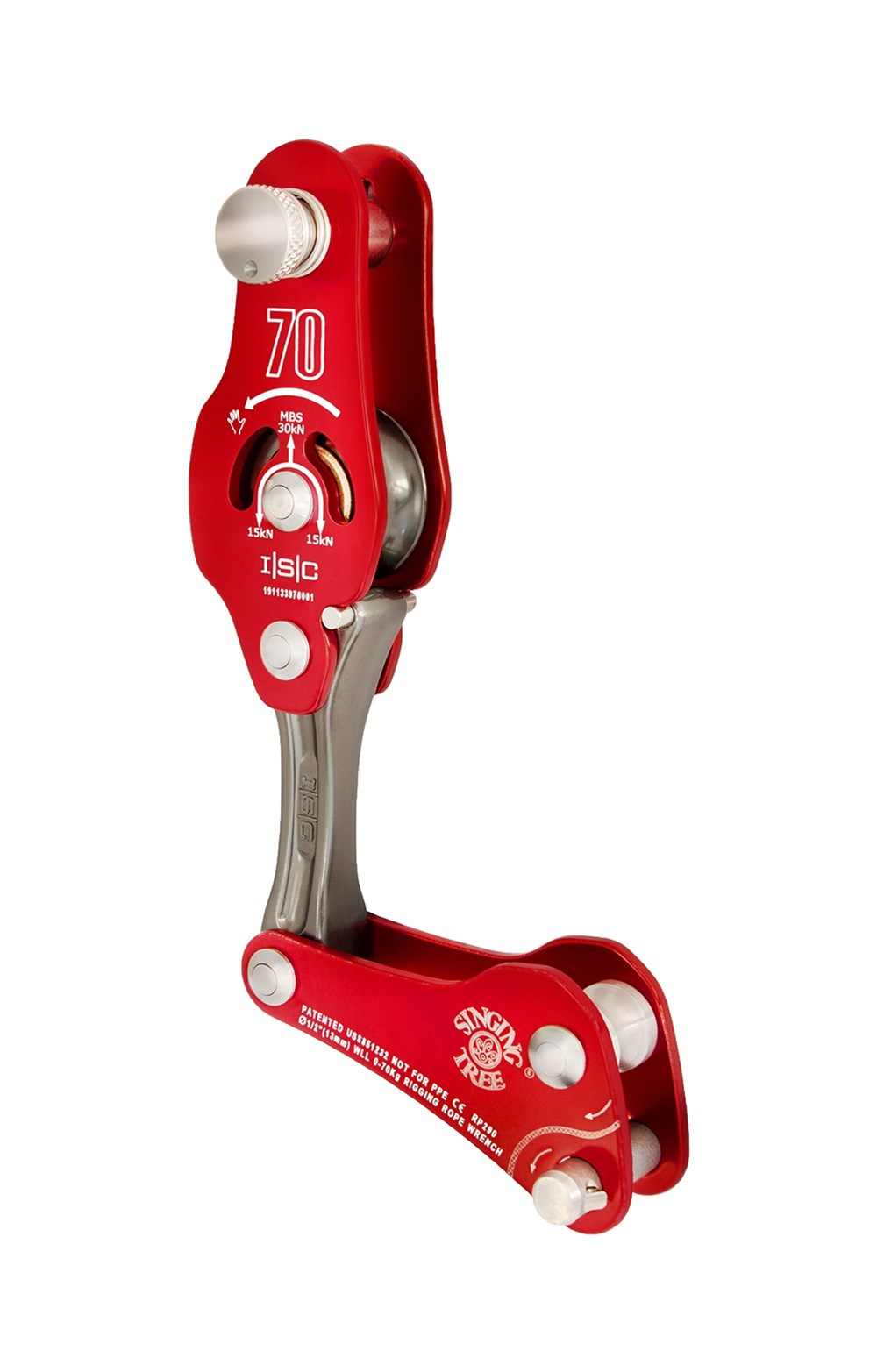 ISC Rigging Rope Wrench