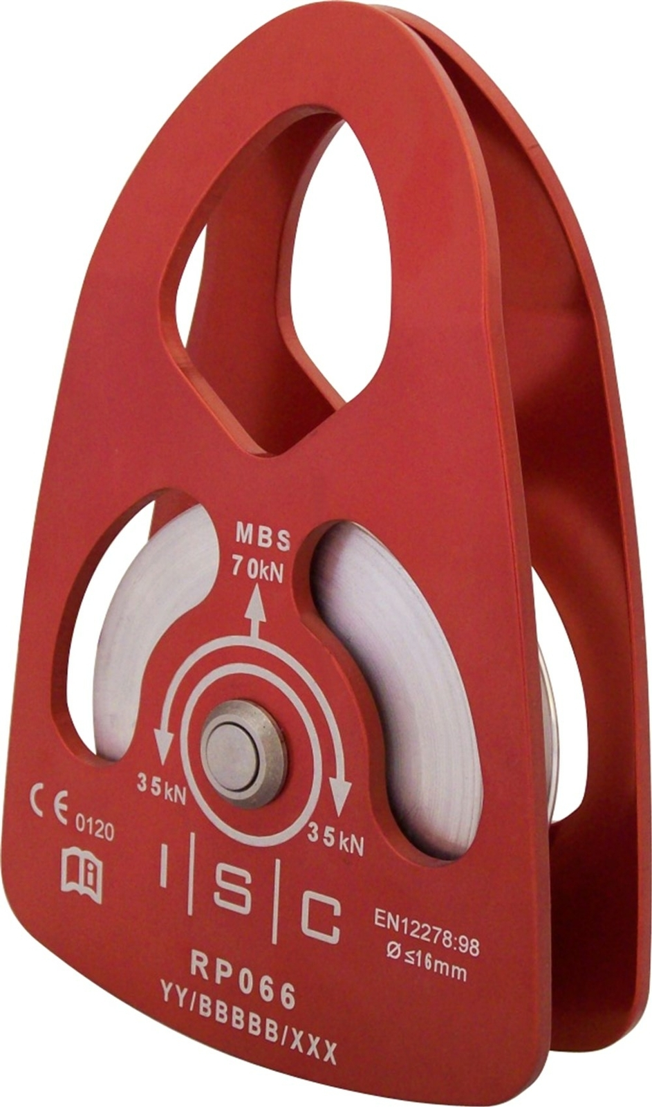 ISC Prusik Minding Pulley Large