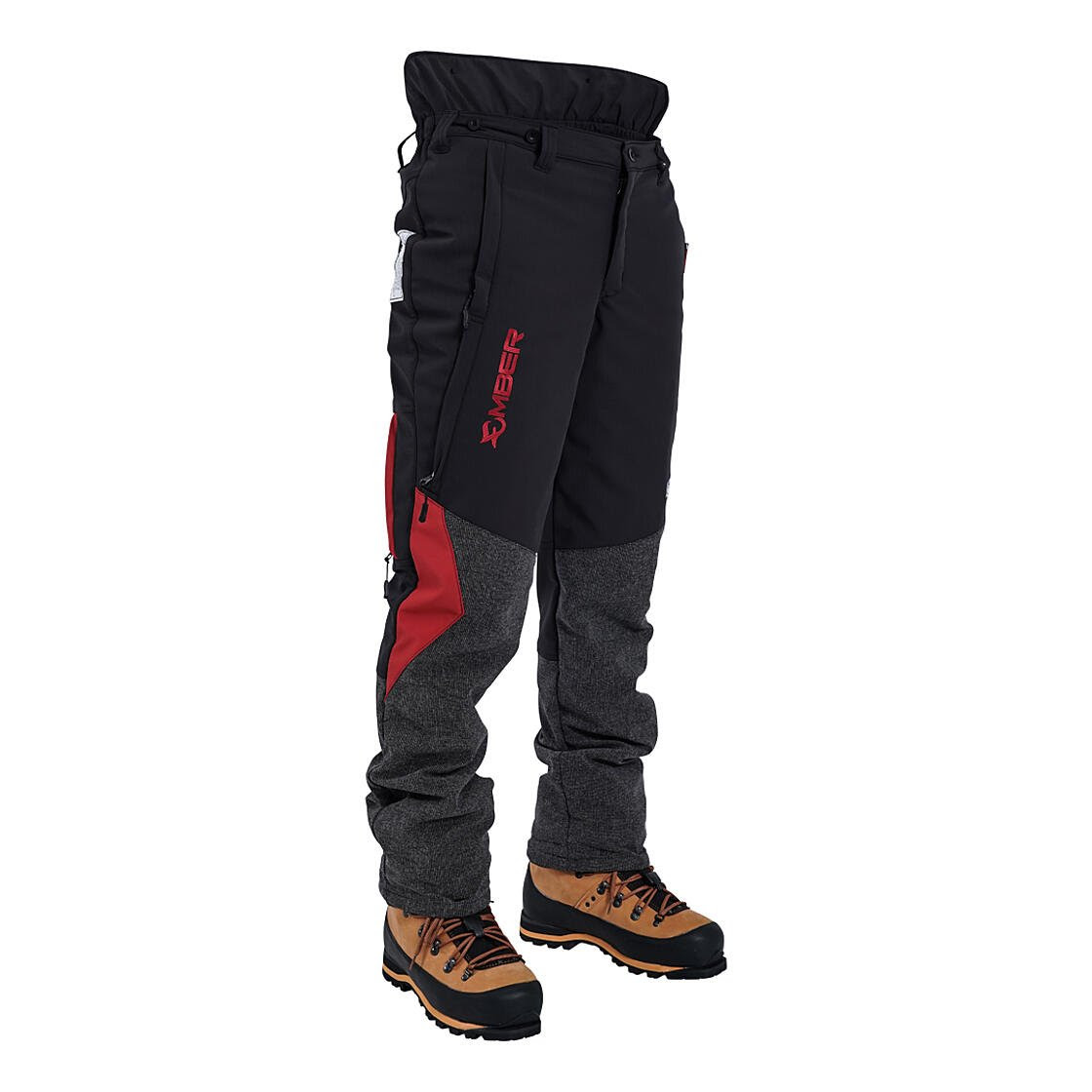 Clogger Ember Women's Chainsaw Pants